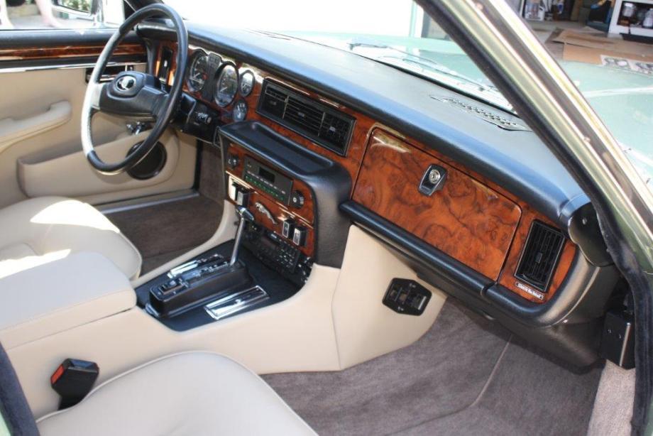 1984 Jaguar V12 VDP